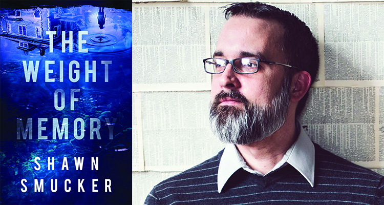Book Review: 'Weight of Memory' by Shawn Smucker